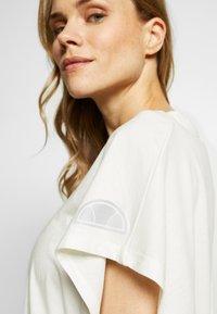 Ellesse - TELLURIDE - Print T-shirt - off white - 6