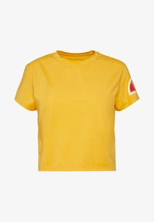 HEPBURN - T-shirt print - yellow