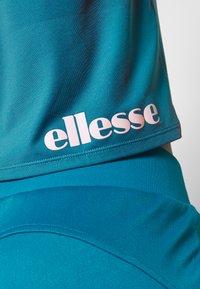 Ellesse - HEPBURN - T-shirts med print - blue - 5