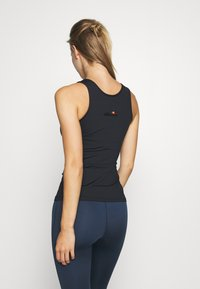 Ellesse - CARBON - Treningsskjorter - black - 2