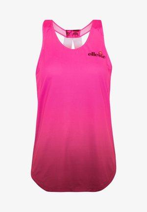 SACILE - Top - pink/black