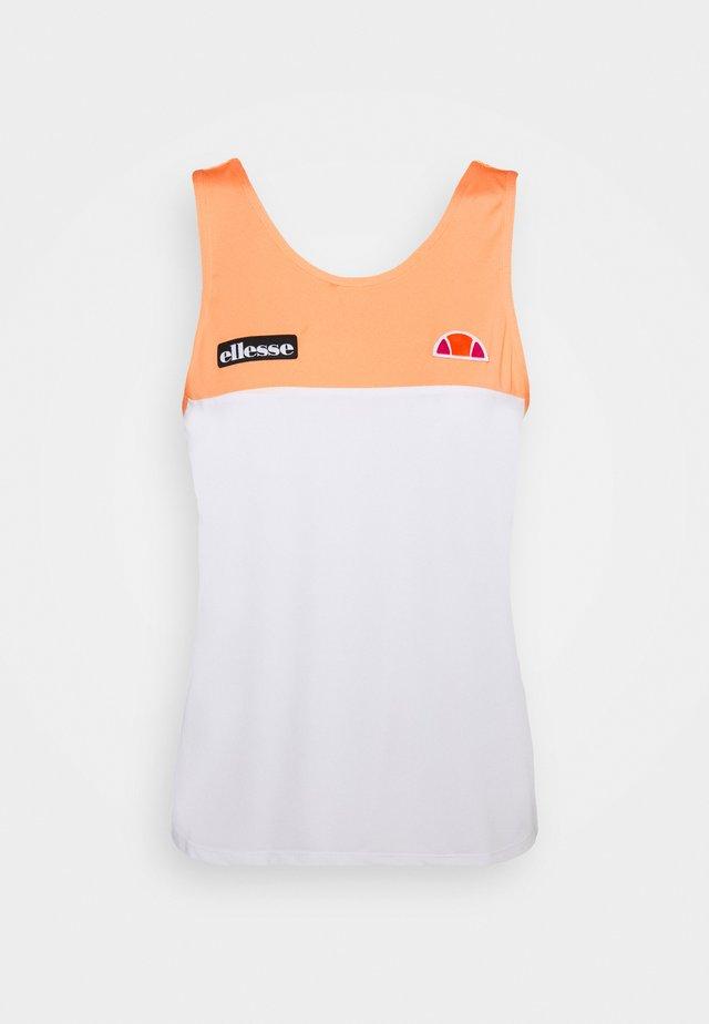 SAVVY - Funkční triko - white