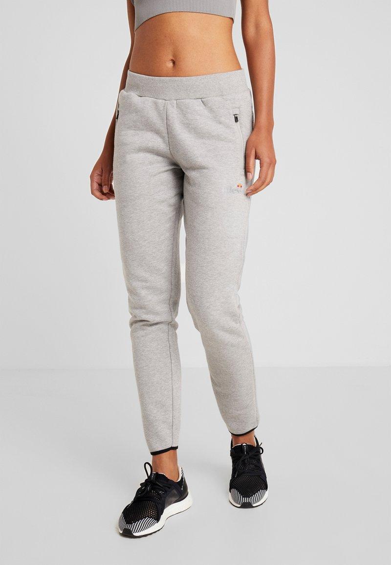 Ellesse - POTENZA - Spodnie treningowe - grey marl