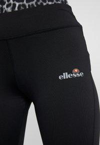 Ellesse - MOLVENO - Spodnie materiałowe - black - 5