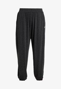 Ellesse - SAWHNEY - Pantalon de survêtement - dark grey marl - 3