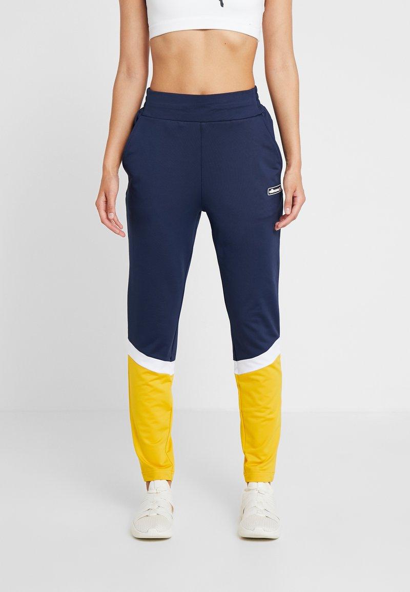 Ellesse - SARLA TRACK PANT - Pantalones deportivos - navy