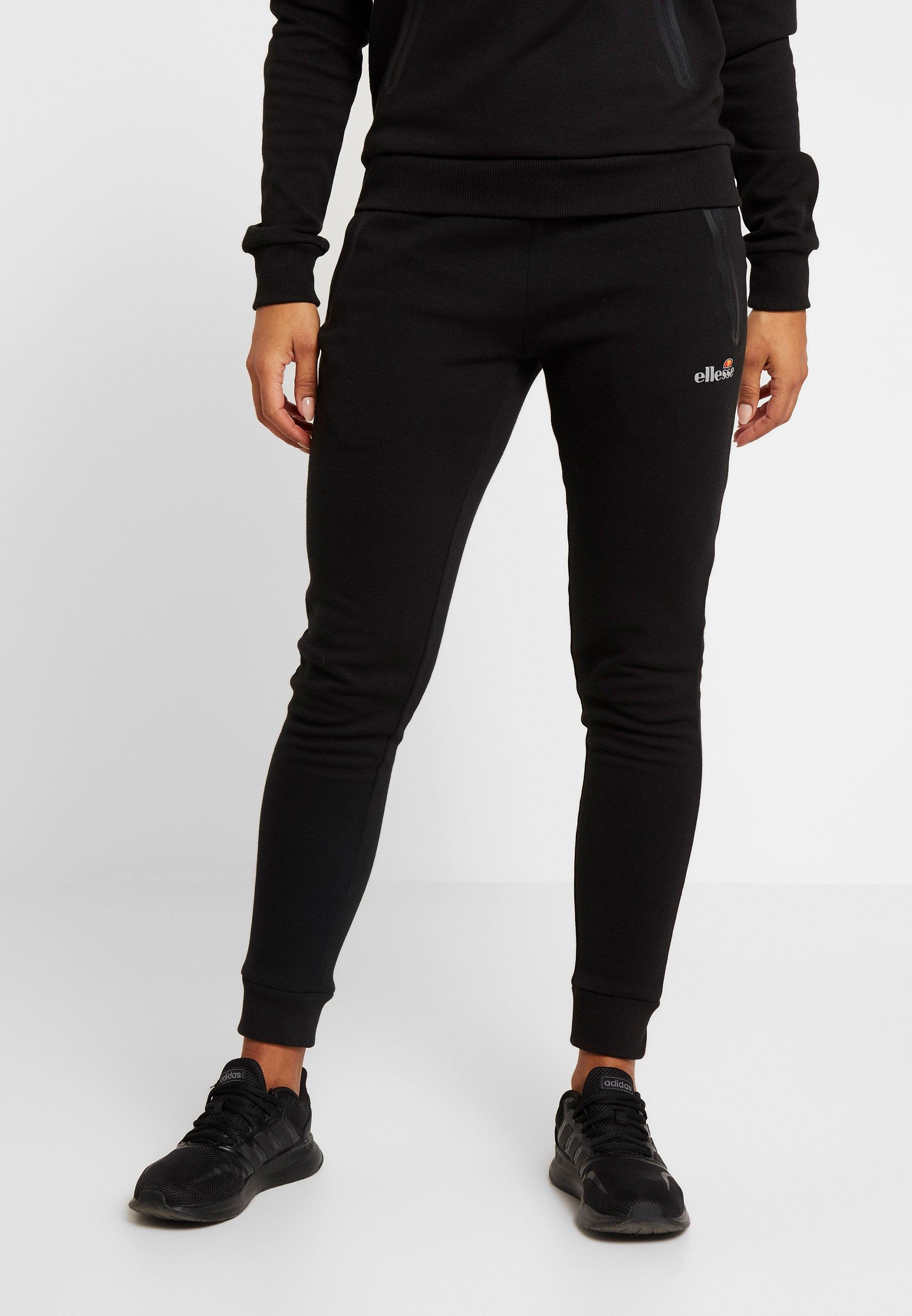 Ellesse CARPENA - Spodnie treningowe - black