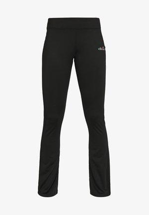 MOLVENO - Teplákové kalhoty - black