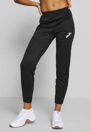 BREENTI - Teplákové kalhoty - black