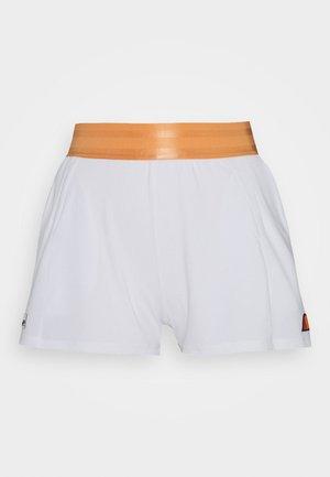 MODE - Sportovní kraťasy - white