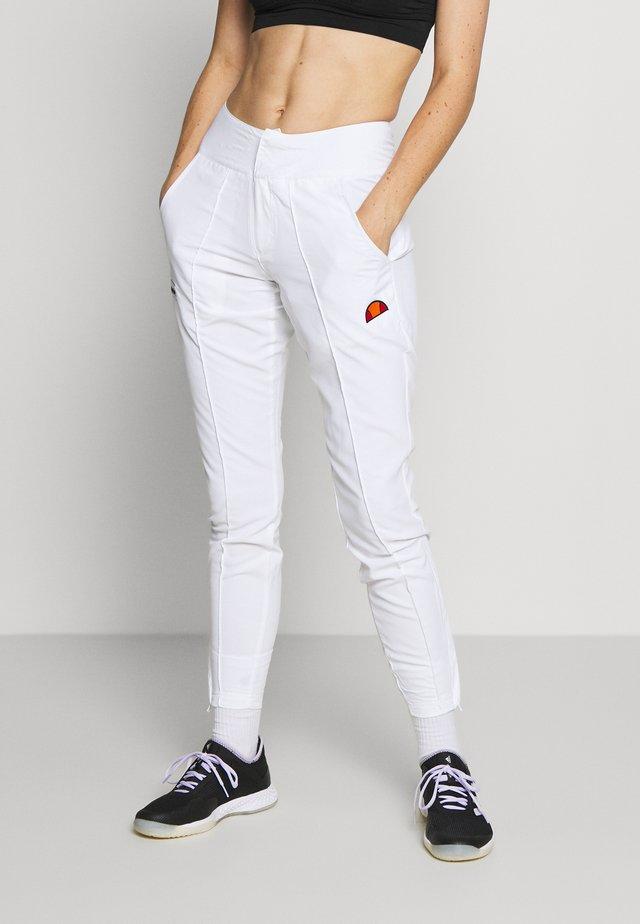 CHAMP - Jogginghose - white