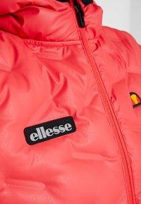 Ellesse - CALONAZZO - Kurtka zimowa - pink - 5