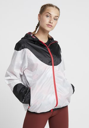 CARINI - Treningsjakke - weiß