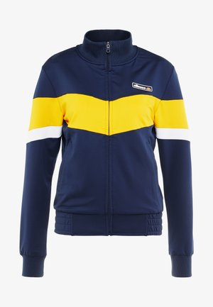 REY TRACK  - Zip-up hoodie - navy