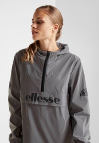 Ellesse - BECKO JACKET - Sportovní bunda - silver - 5