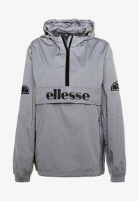 Ellesse - BECKO JACKET - Sportovní bunda - silver - 7