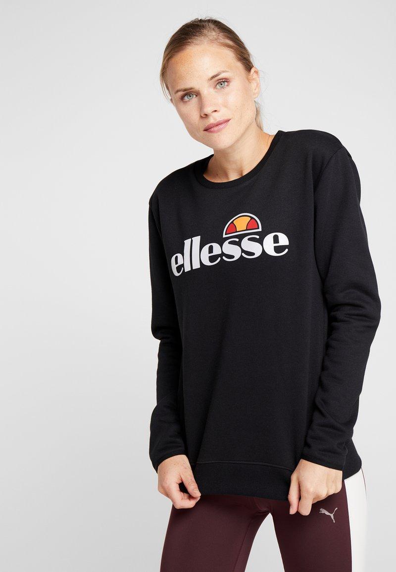 Ellesse - CASERTA  - Sweatshirt - black
