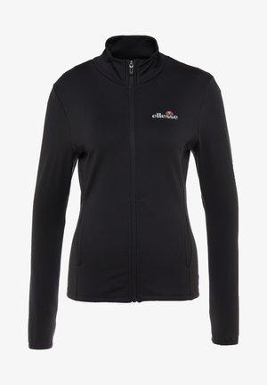 VARANO - Zip-up hoodie - black