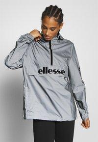 Ellesse - BECKO - Veste coupe-vent - silver - 0