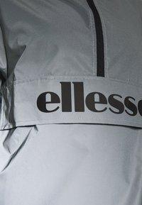 Ellesse - BECKO - Veste coupe-vent - silver - 5