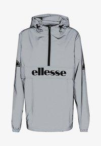 Ellesse - BECKO - Veste coupe-vent - silver - 4