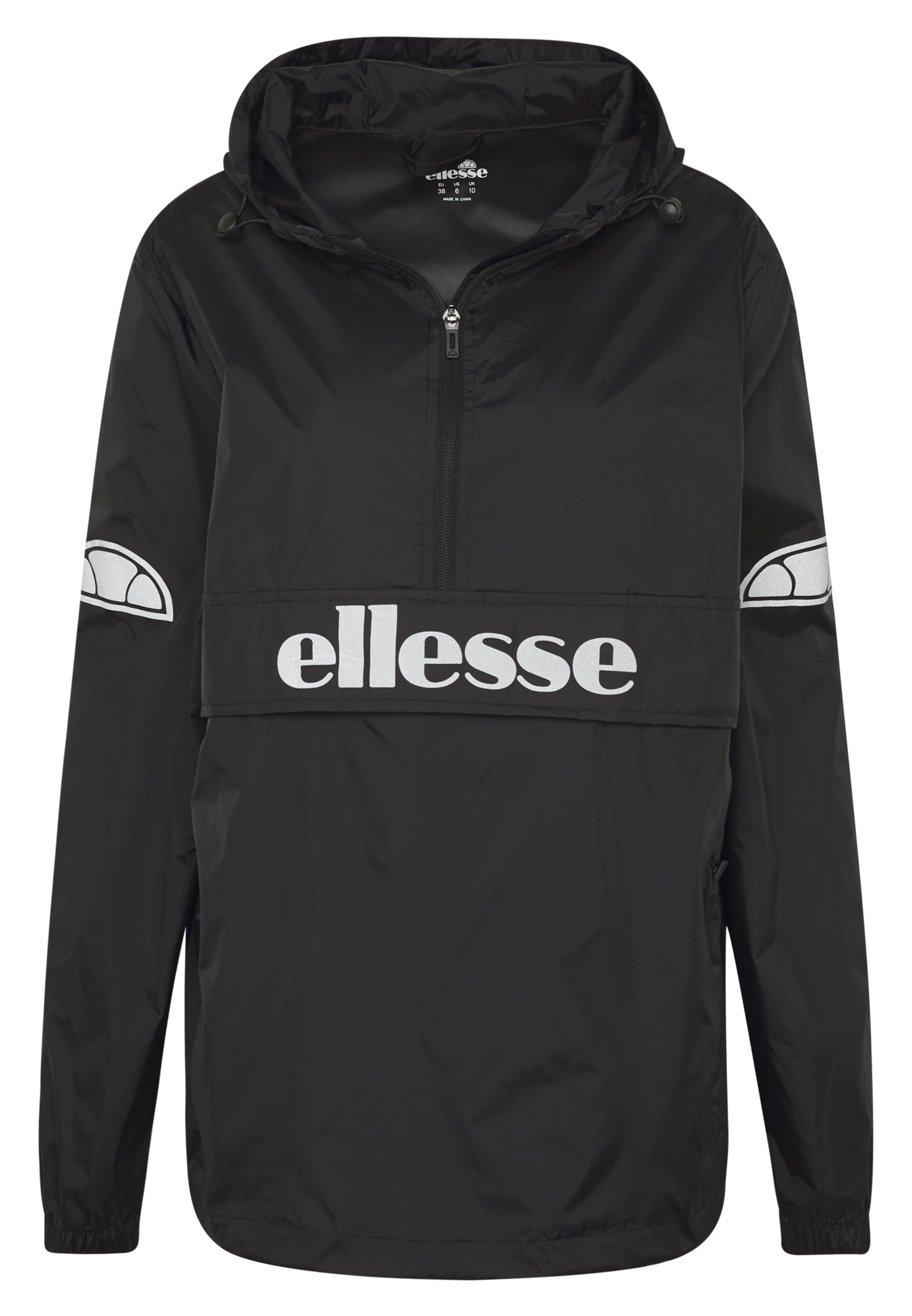 Ellesse Becko Windbreaker Black