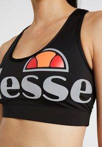 Ellesse - FERRARA - Soutien-gorge de sport - black - 4