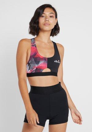 KIANISI - Sports bra - black