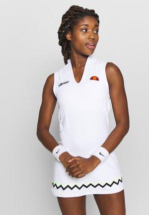 INTESITA - Sports dress - white