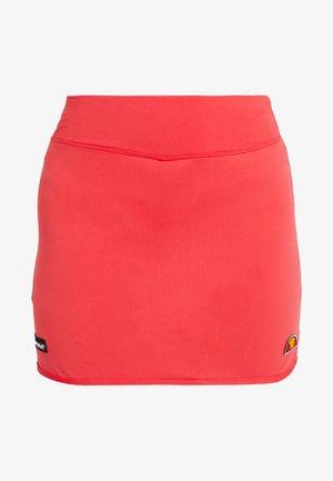 NOCCIOLINI - Sports skirt - pink