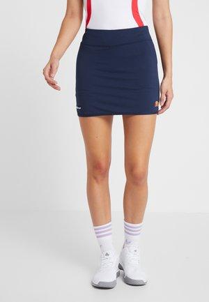 NOCCIOLINI - Sports skirt - navy