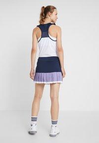 Ellesse - SANTANITA - Sports skirt - navy - 2