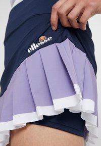 Ellesse - SANTANITA - Sports skirt - navy - 4
