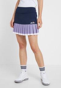 Ellesse - SANTANITA - Sports skirt - navy - 0