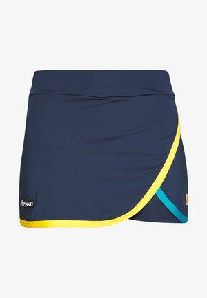 MONROE - Sports skirt - navy