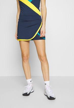 MONROE - Sportovní sukně - navy