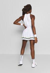Ellesse - CONTENDER - Sportovní sukně - white - 2