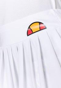 Ellesse - CONTENDER - Sportovní sukně - white - 5