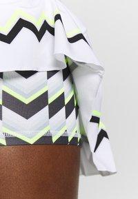 Ellesse - CONTENDER - Sportovní sukně - white - 3