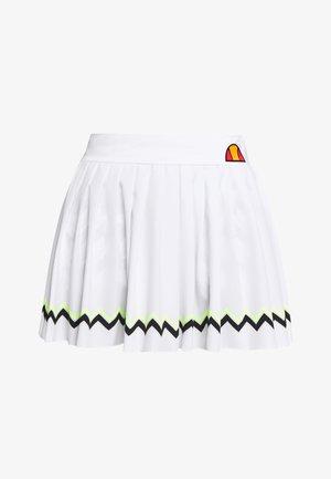CONTENDER - Spódnica sportowa - white