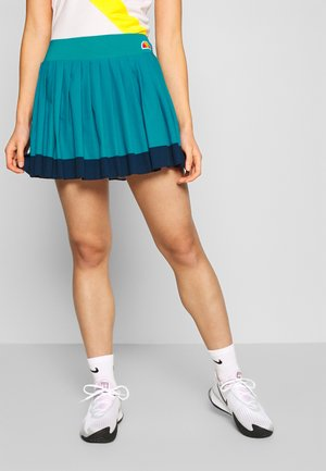 ASHCROFT - Sports skirt - blue