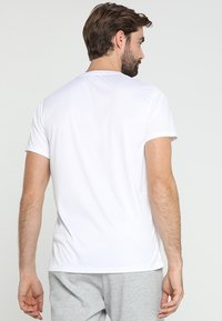 Ellesse - TOMMETI - Printtipaita - optic white/dress blues - 2