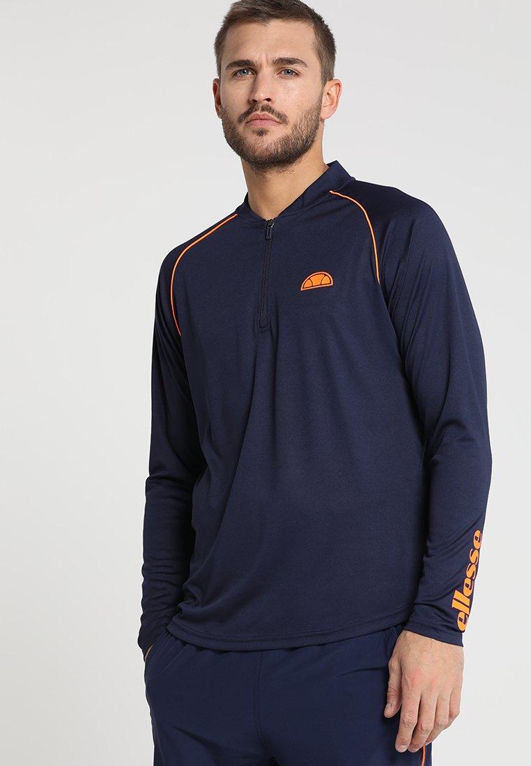 Ellesse - MISTO - Sports shirt - navy