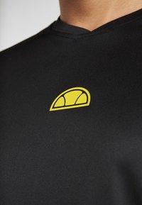 Ellesse - LORENZO - Camiseta estampada - black - 4
