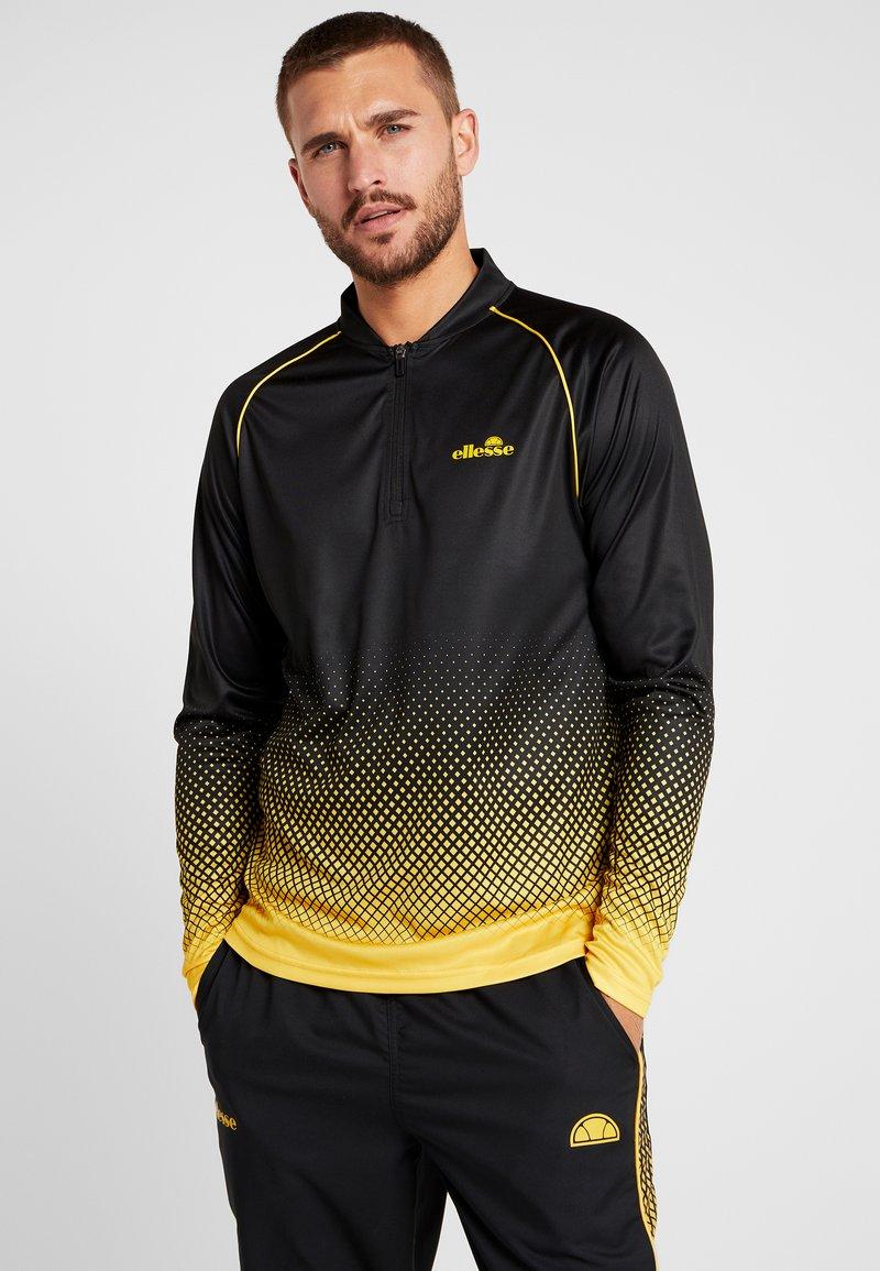 Ellesse - VENETO - Sports shirt - black