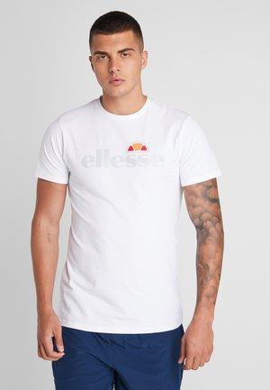 GINITI  - T-shirt imprimé - white