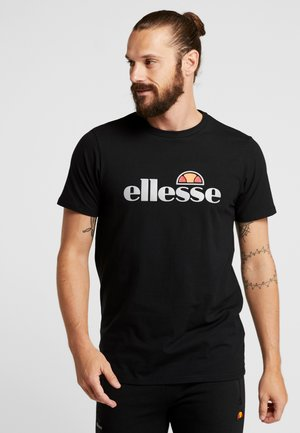 GINITI  - Print T-shirt - black