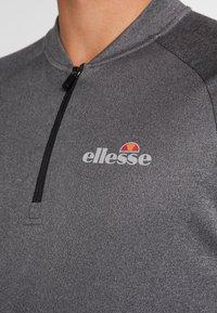 Ellesse - JANETI - Camiseta de manga larga - black - 4