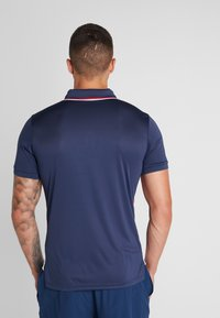Ellesse - CROCE - Poloshirt - navy/red/white - 2
