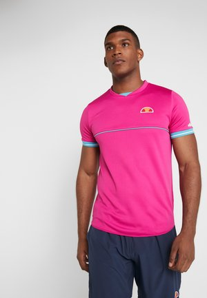 SPIKE - Print T-shirt - pink